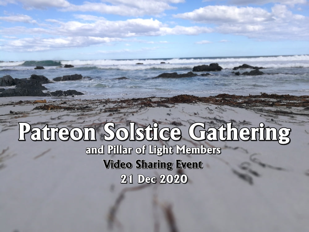 PATREON SOLSTICE GATHERING - online
