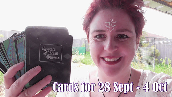 Cards for 28 Sept - 4 Oct