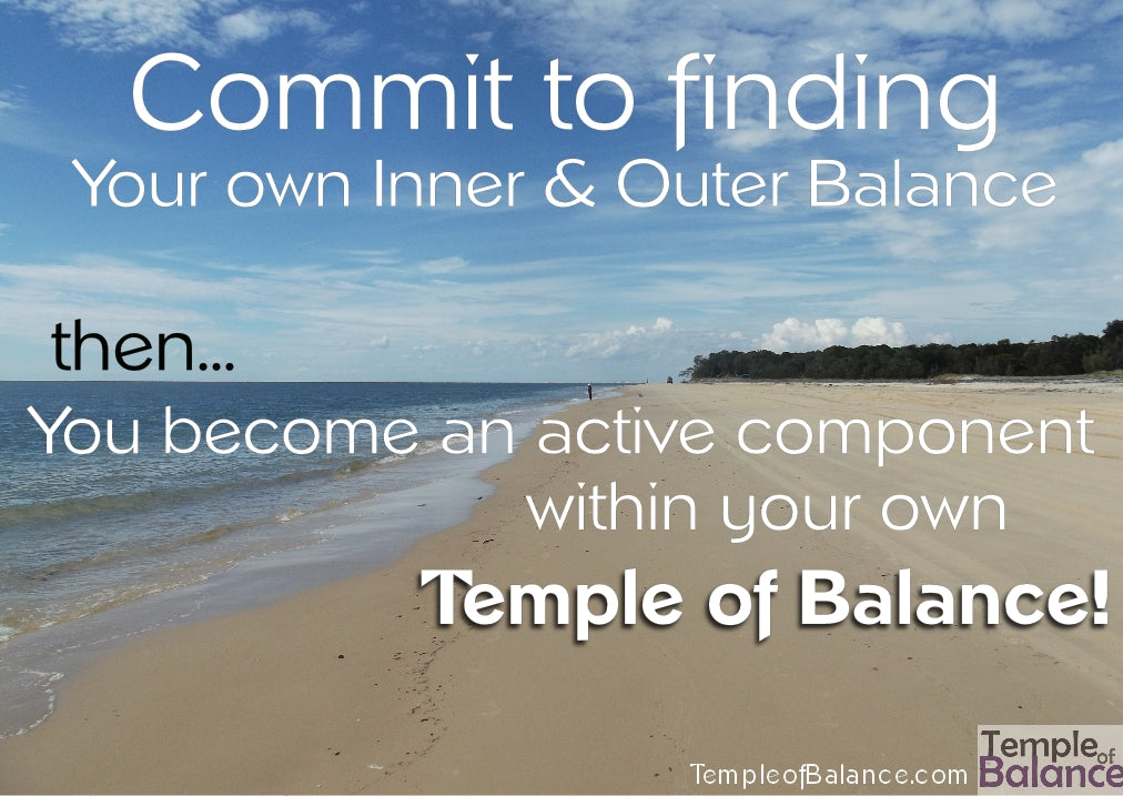 What is Temple of Balance?