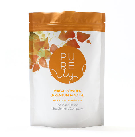 Purely Superfoods Maca Powder (Premium 4 Root)