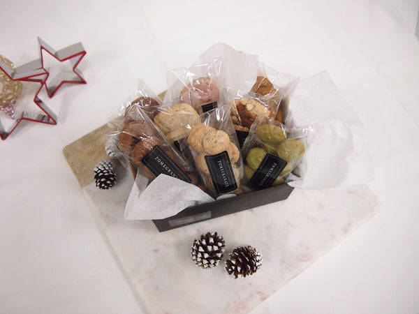 Cookie Treasure Box - 8 flavors