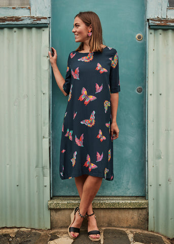 Butterfly Grace Dress