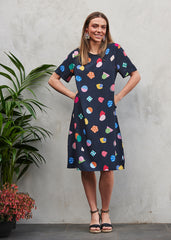 Confetti Coco Dress