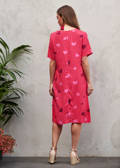 Queen Of Hearts Coco Dress