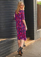 Coloured Rain Grace Dress