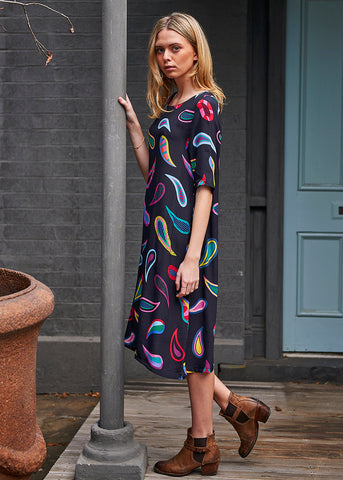 Teardrop Grace Dress