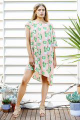 Cactus Gypsy Dress