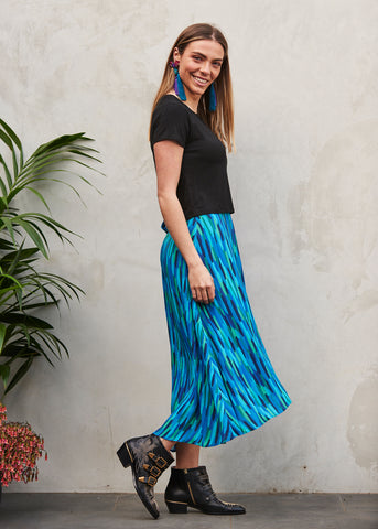 Summer Rain Luna Skirt