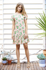 Cactus Paris Dress