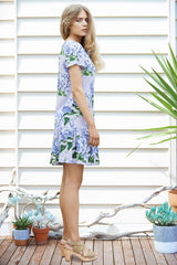 Hydrangea Paris Dress