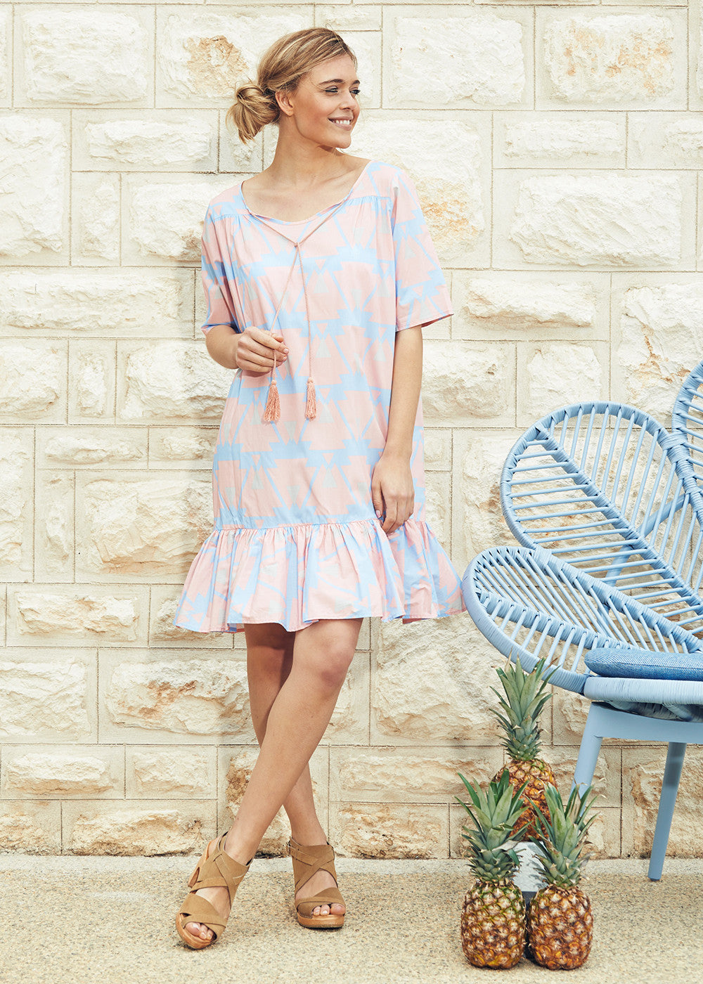 Solitude Boho Dress