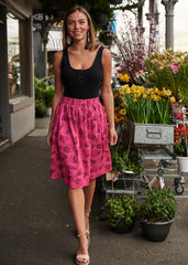 Up & Away Poppy Skirt