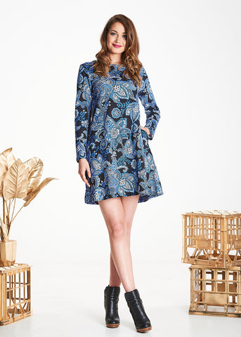 Paisley Zephyr Dress