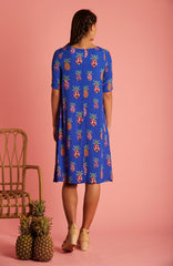 Pineapple Grace Dress