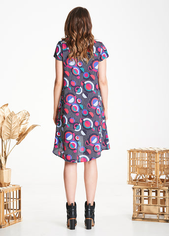 Pop Dot Trixie Dress