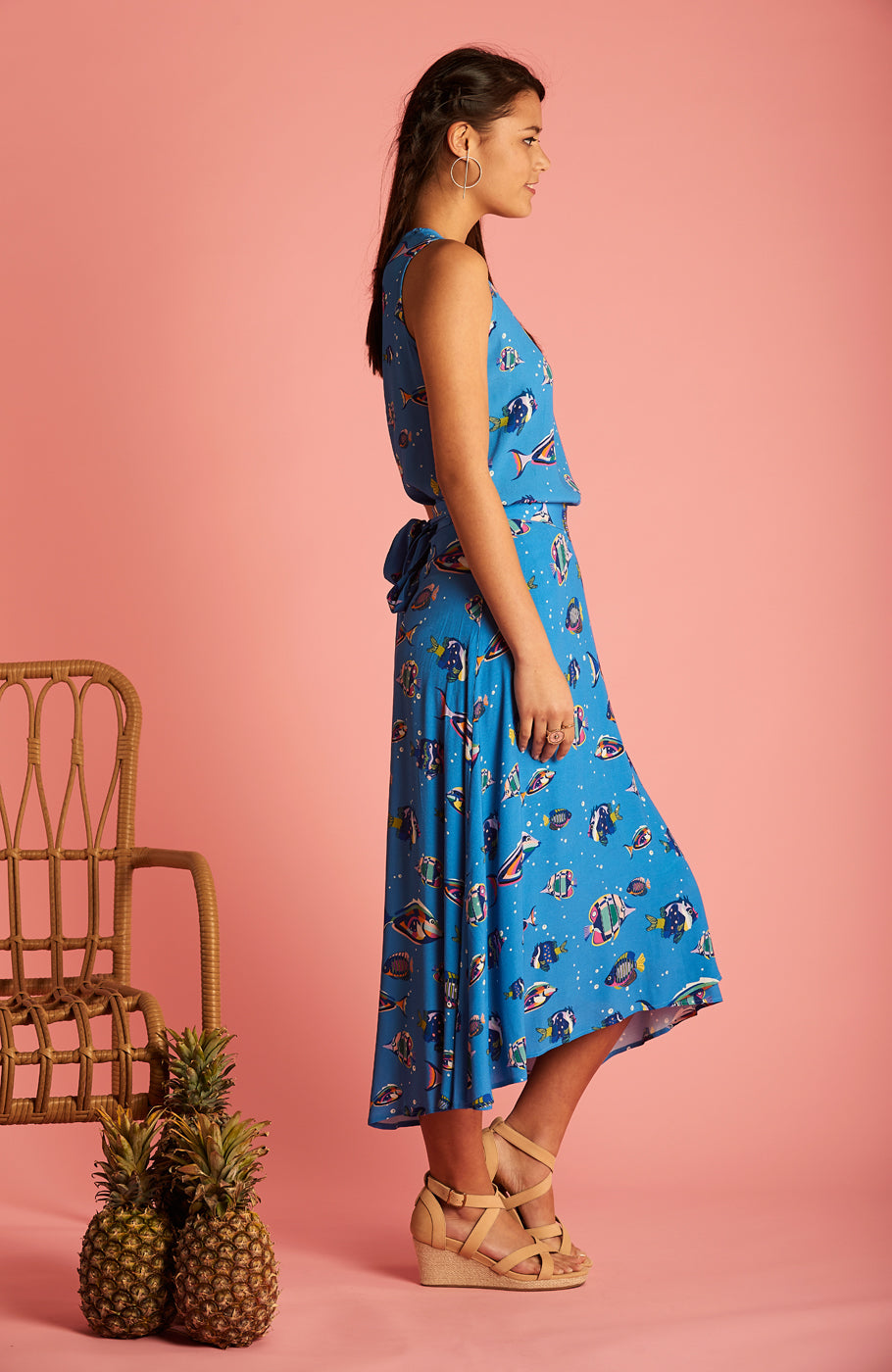 Reef Fish Luna Skirt