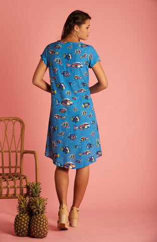 Reef Fish Trixie Dress