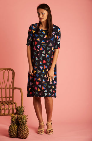 Triangle Grace Dress