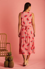Watermelon Luna Skirt