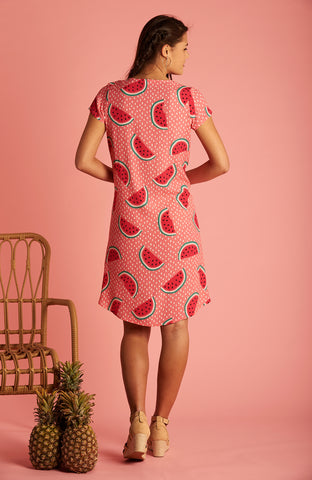 Watermelon Trixie Dress