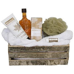 Givopoly toronto mother's day maple sugar bath gift set