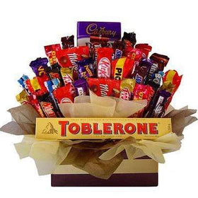 GIVOPOLY Chocolates Chocolate Heaven Bouquet