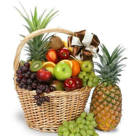 GIVOPOLY Food Healthy Fresh Fruit Basket
