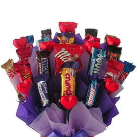 GIVOPOLY Chocolates Mini Chocolate Bouquet