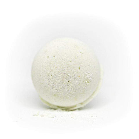 Hemp Heal hemp SPA THERAPY POMEGRANATE LIME BATH BOMB – 55MG