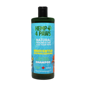 Hemp Heal hemp Unscented Shampoo