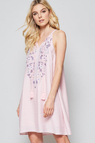 Dress - Dusty Pink