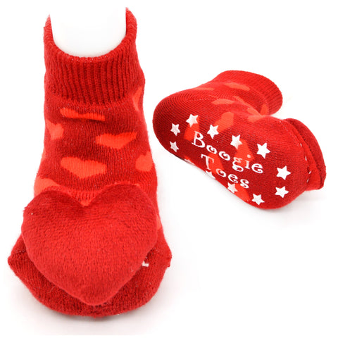 Boogie Toes Rattle Socks - Baby Love
