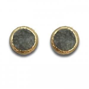 Earrings - Gray