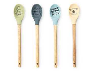 Kitchen Spoon - Farmhouse Collection - Sayings
