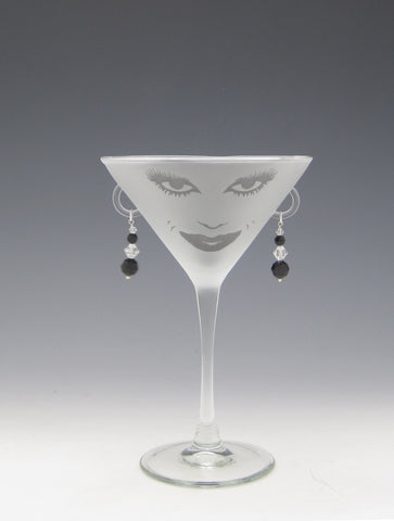 Lola Martini Glass