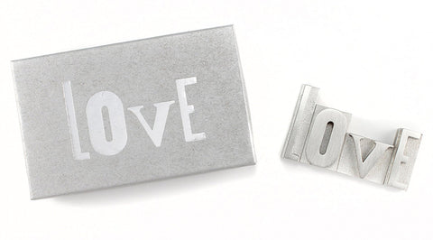 Love Letters Paperweight