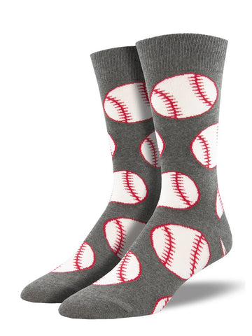 Men's Socks - Baseball
