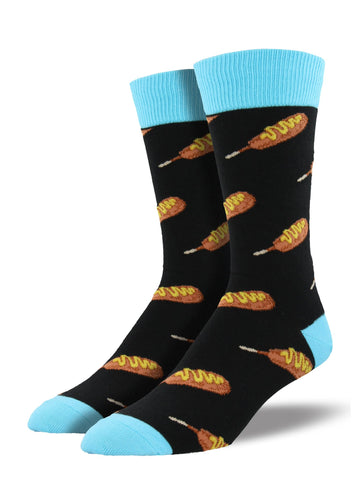Men's Socks - Corndogs
