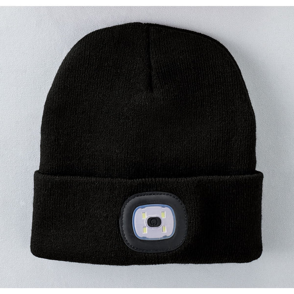 Night Scout Beanie - Black
