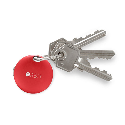 Orbit Key & Phone Finder - Red