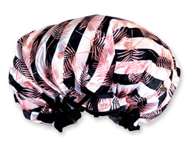 Shower Cap - Modern Tropic