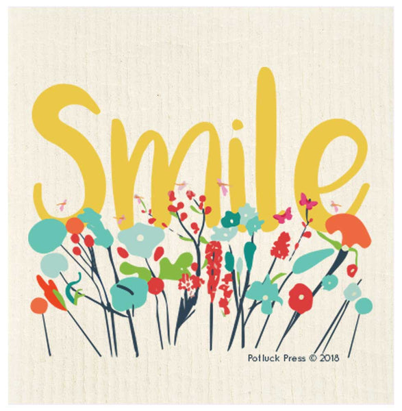 Swedish Cloth - Smile