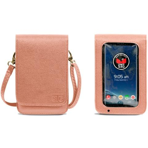 Touchscreen Purse Metro - Rose Gold