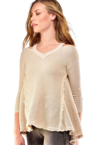 Trapeze Sweater