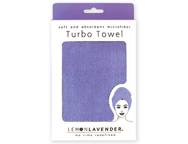 Turbo Towel - Violet
