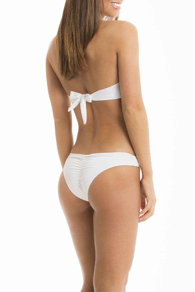 Balia Brazilian Bikini Bottom (wave sliders)