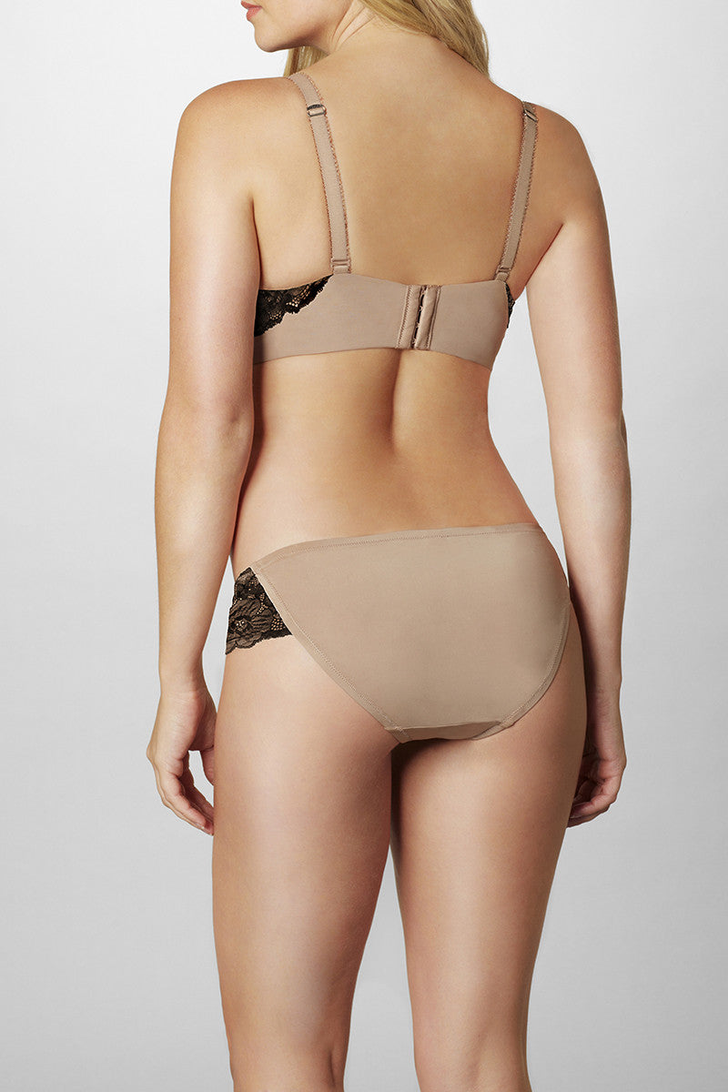 Palermo Push-Up Bra - Brown Sugar