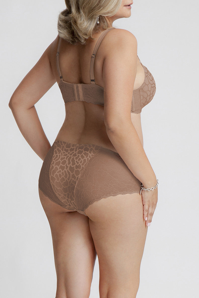Verona Contour Bra - Brown Sugar