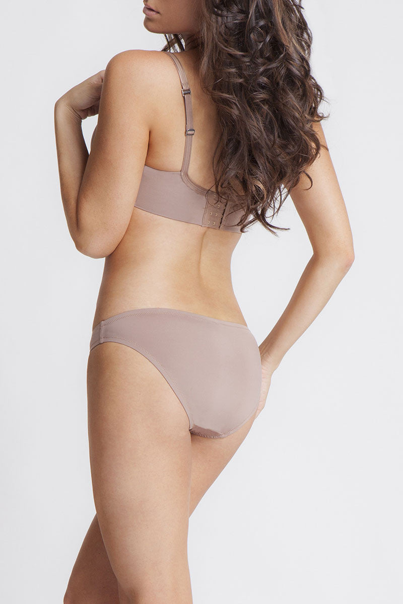 Body Veil Bra - Brown Sugar