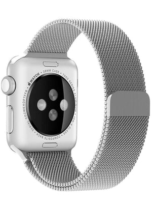Caspian Band X Stainless For Apple Watch